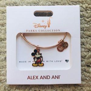 Alex and Ani Disney Parks/ Mickey Mouse Bracelet